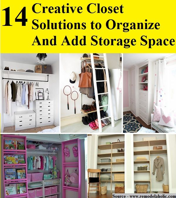 1000 Images About Organize The Closet On Pinterest