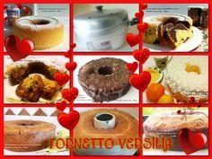 Ricette con Fornetto Versilia - come preparare ciambelloni morbidi e altissimi senza usare il forno