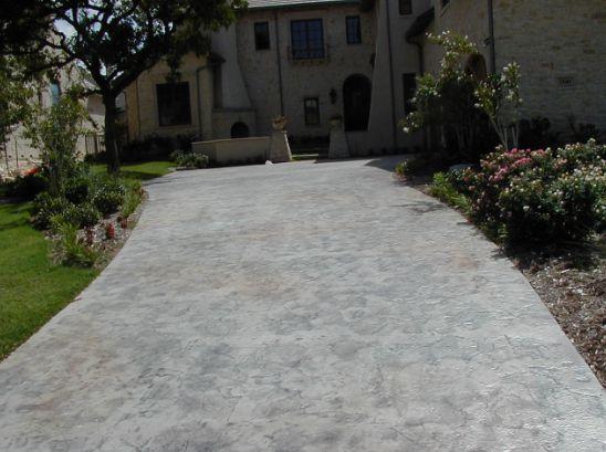 1000 ideas about concrete driveways on pinterest for Pouring concrete driveway