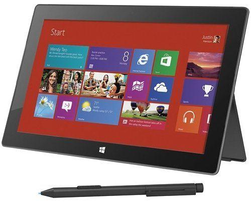 マイクロソフト Surface Pro 256GB [Windowsタブレット・Office付き] H5W-00001 マイクロソフト http://www.amazon.co.jp/dp/B00D75PBD6/ref=cm_sw_r_pi_dp_9jQEub1TFR62J
