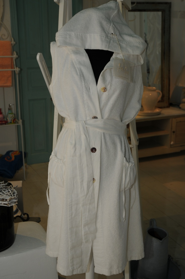 Arte Pura bathrobe