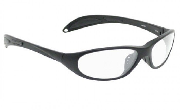 Prescription Safety Glasses #RX-201 Black