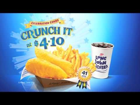 Long John Silver TV Commercial - Singapore.  Did you realize Long John Silver's is huge in Singapore?