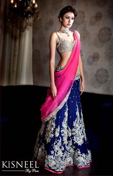 Kisneel by Pam Bridal Collection Info & Review | Bridal/Trousseau Designers in Delhi | Wedmegood
