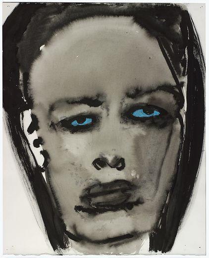 Marlene Dumas, Models, 1953