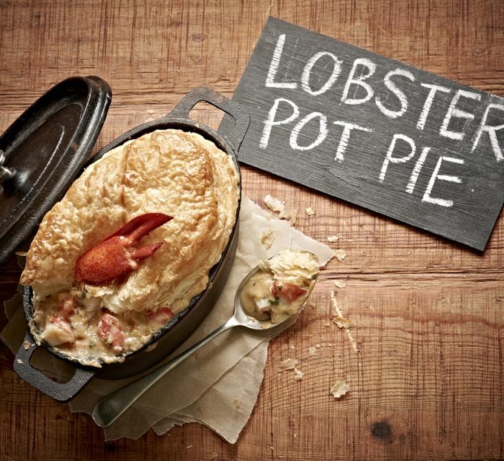 ... pot 2 7 oz lobster pot pies lobster pot pies with tarragon lobster pot