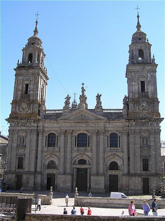 Catedral de Lugo, Galicia, España