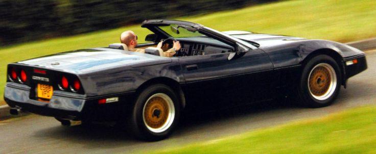 c4 corvette | 1984 Chevrolet Corvette C4: Renaissance!