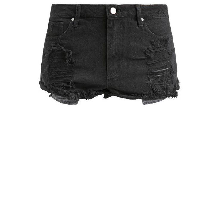ST.MONICA - Jeans Shorts - black by Bik Bok
