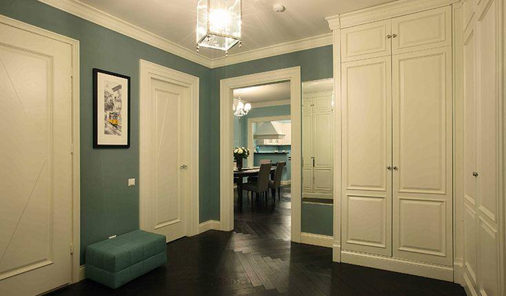 холл коридор: фото дизайна интерьера - автор Власова Виктория
