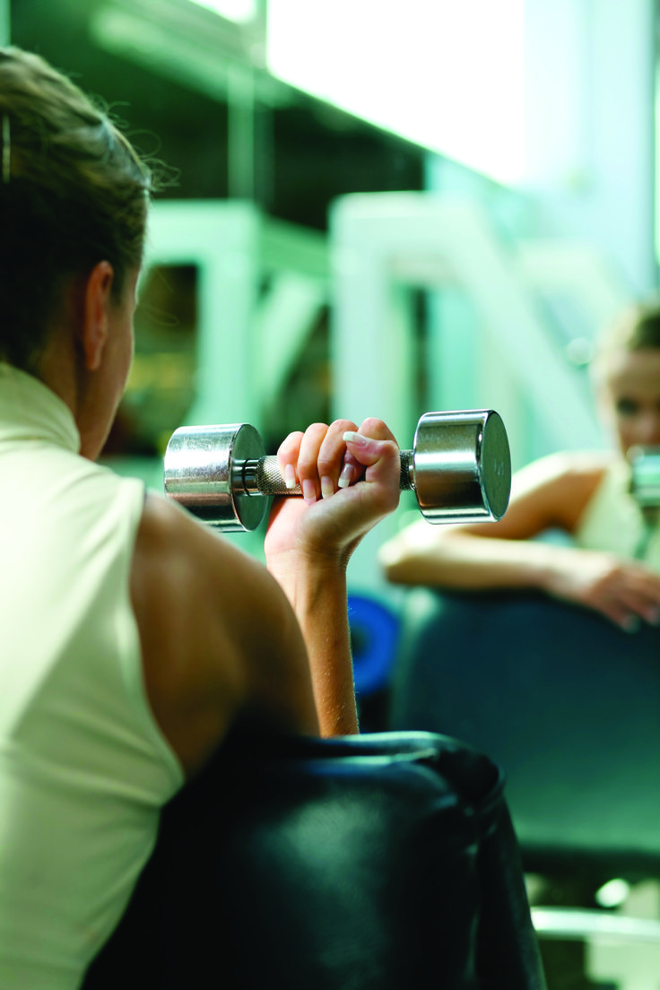 """How to give your health a """"lift"""" from Rochester General. Forget everything you think you know about lifting weights. First, toss out the notion that it's not for you. #Fitness #WeightManagement #Exercise #Gym #Sports #Healthy #FitnessTips"""