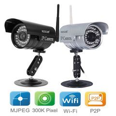$89 for a Wanscam Outdoor Waterproof Wireless IP Camera   DrGrab