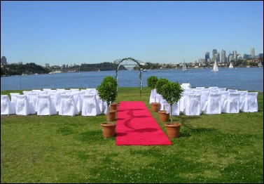Clarke Point, Woolwich. Sydney NSW Australia  #weddingceremony #sydneywedding #weddingideas #ceremonylocation