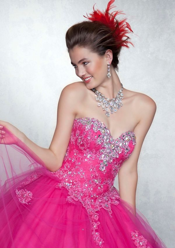 Mejores 51 imágenes de Quinceanera Dresses en Pinterest | Vestidos ...