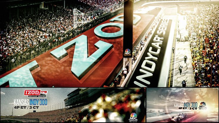 NBC Sports Network : Rebrand - The Archives : Design and Art Direction of Greg Herman
