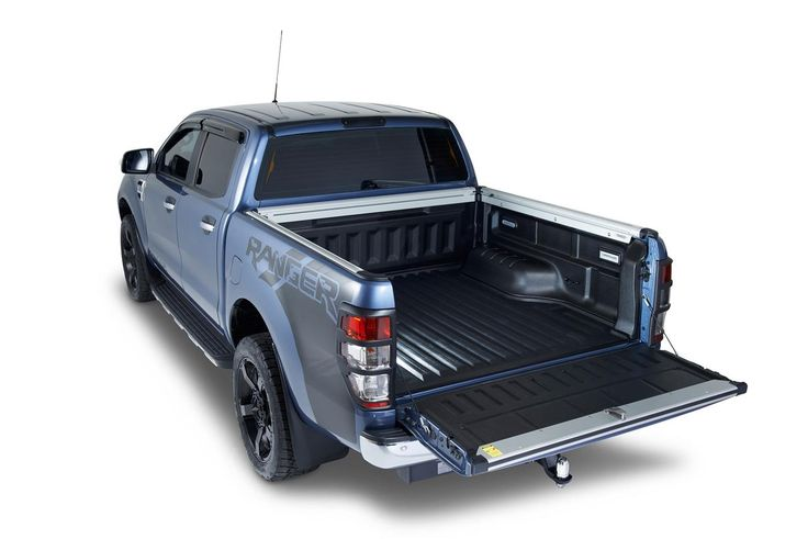 BORD DE BENNE ALUMINIUM FORD RANGER 2012+ DOUBLE CAB Ford Ranger