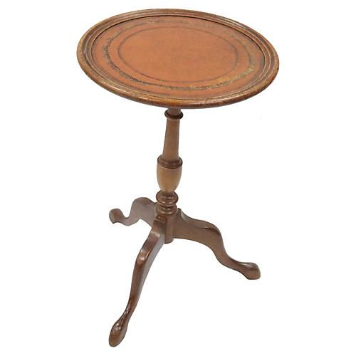 Antique English Wine Table