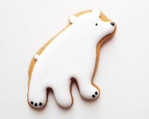 ✖ bear cookie