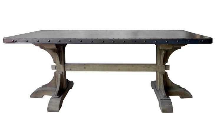 ΔΙΑΦΑΝΟ - Τραπέζι τραπεζαρίας CENTURY