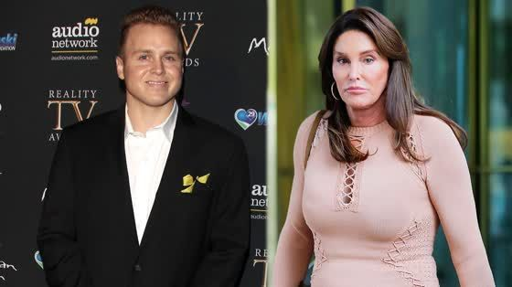 awesome Spencer Pratt Has a Beef with Caitlyn Jenner