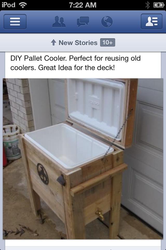 DIY Cooler