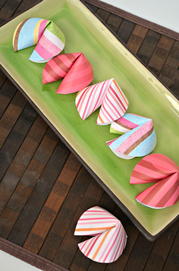 best ideas about make your own certificate love these little paper fortune cookies for party favors put a gift certificate to