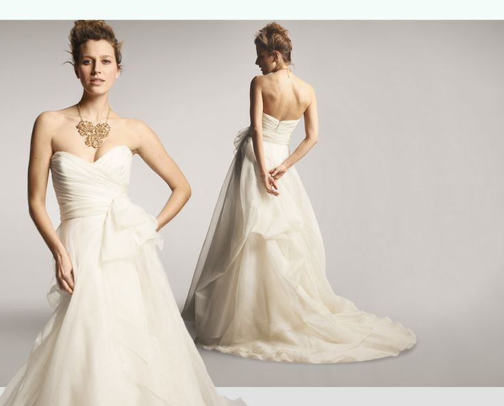 Nordstrom.com - NOUVELLE Amsale Wedding Gowns Lookbook A Line Ballgown