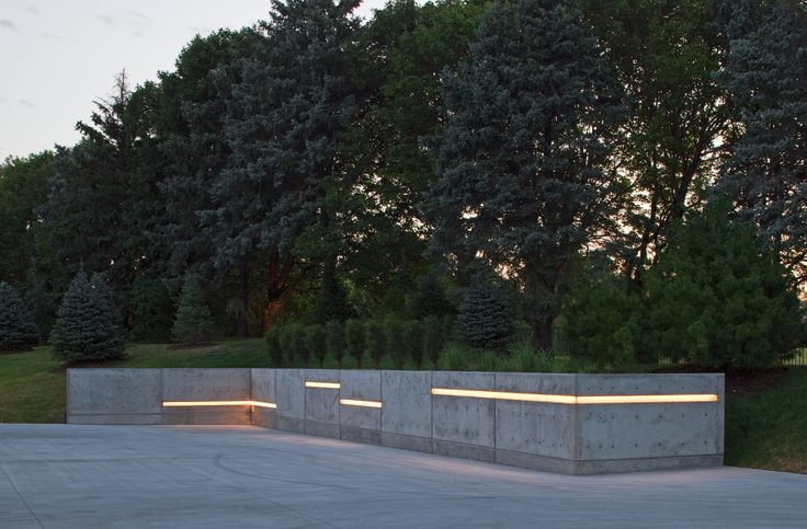 Spring 2012 Landscape Lighting With Led Strip Lighting In