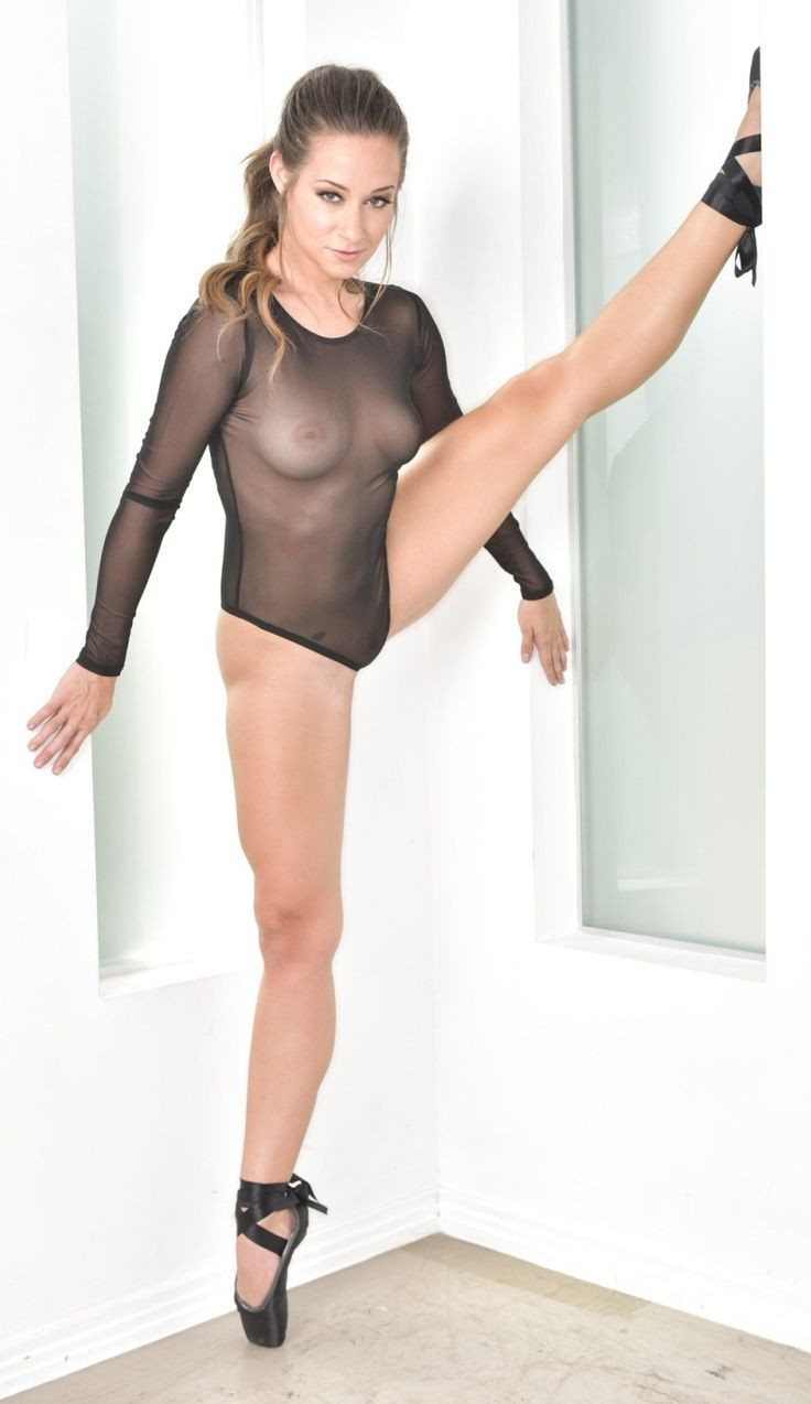 Teenfidelity ballerina cassidy klein gets taught a lesson