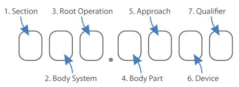 ICD-10-CM, ICD-10-PCS Coding example