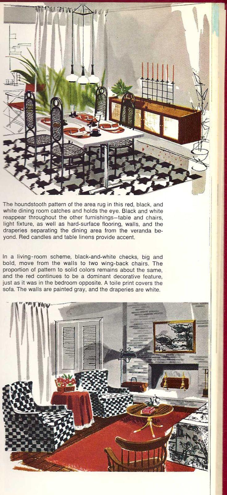70 s interior design book interiors interior design for Interior design and decorating books
