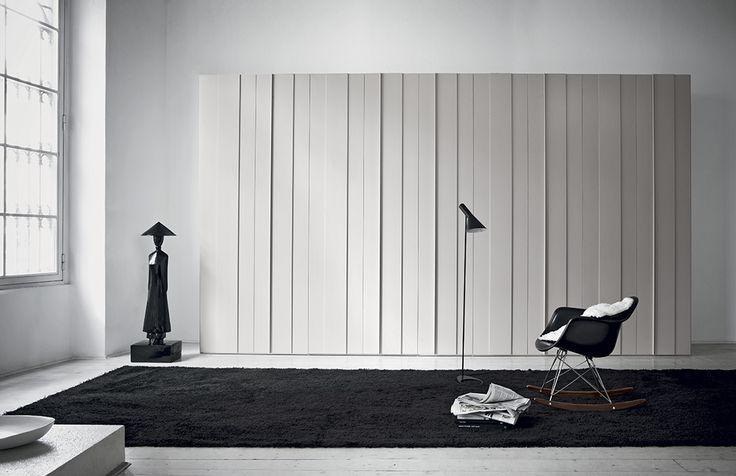 Amore 100 - Fitted Bedroom Furniture | Wardrobes UK | Lawrence Walsh Furniture