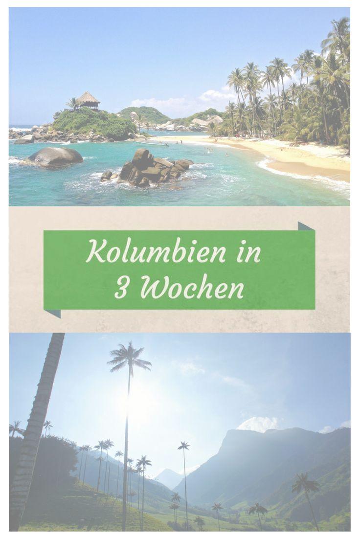 Hier ein kleiner Guide um euch die Planung für euren nächsten Trip nach Kolumbien zu erleichtern. Die Route führt euch über die Haupstadt Bogota über die Kaffeezone bis an die Küste und den tayrona Park. Holt euch den Guide und tausend Dank fürs pinnen. #südamerika #kolumbien #travel #reisen #bogota #medellin #tayronapark