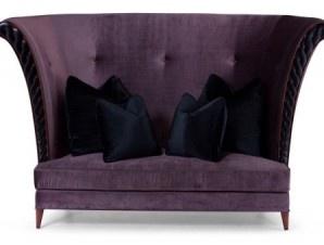 Awesome High Back Sofa