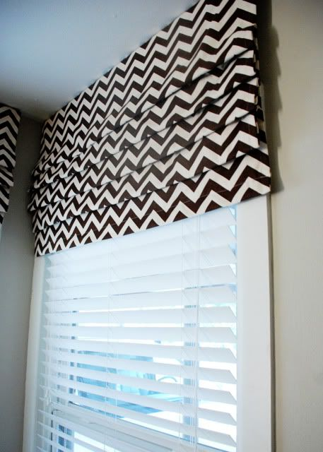 DIY Roman shades...ok I want these EXACT curtains in my kitchen!!! Now ...