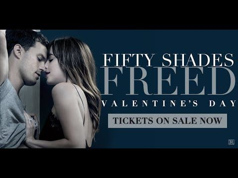 Get tickets today to see Fifty Shades Freed at Cinemark this Valentine's Day! - YouTube