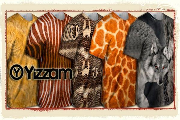 Женские и мужские футболки со Скидкой до 25% в магазине Yizzam! А также кэшбэк 8% от КэшФоБрендс.ру! http://cash4brands.ru/yizzam/