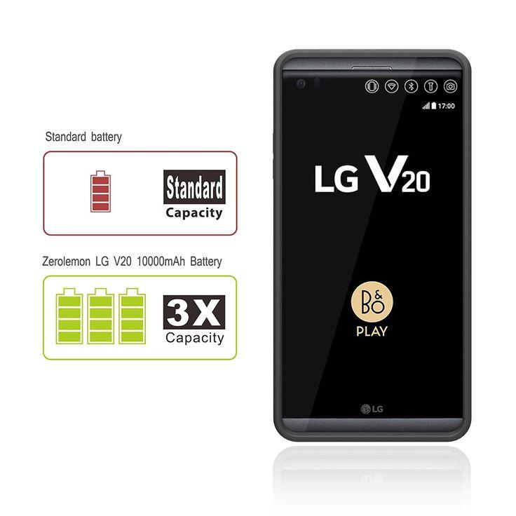 LG V20 Zerolemon