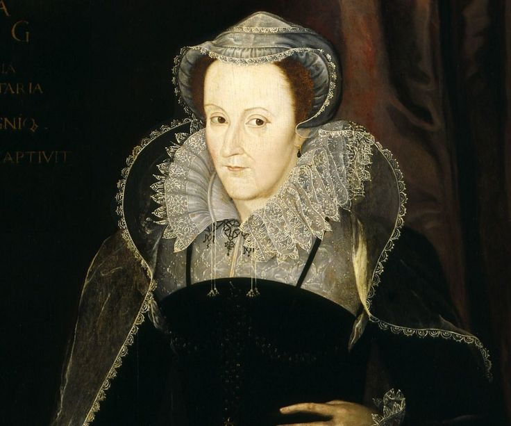 The Last Letter Written By Mary, Queen of Scots ( 1587 )