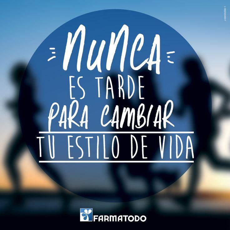 ¿Cuándo empiezas? #ViveSaludable #Salud #Frases