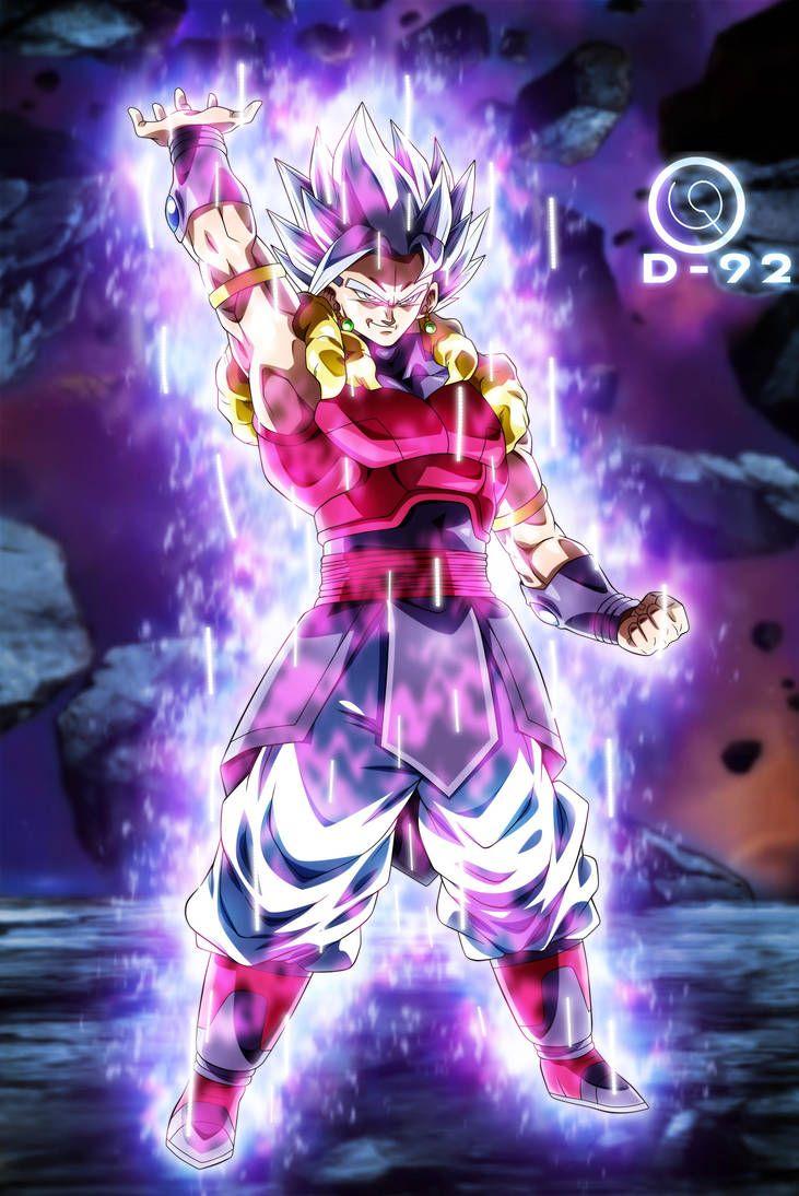 Byekh Mastered Ultra Instinct By Diegoku92 Dragon Ball Super