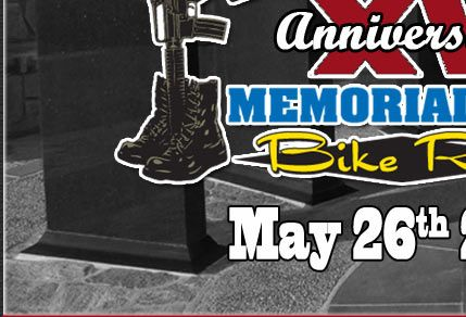 west coast thunder memorial day ride