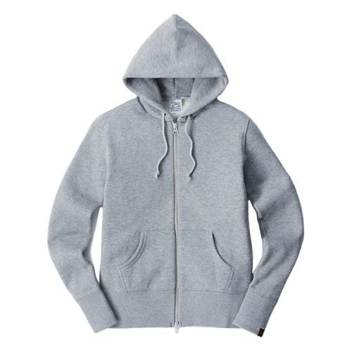 Sweat Parka ¥15,750 / LOOPWHEELER