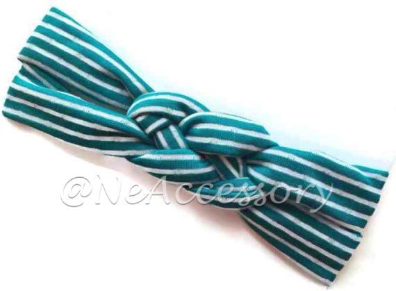 Celtic Knot Headband  Braided Headband Turban by NeAccessory