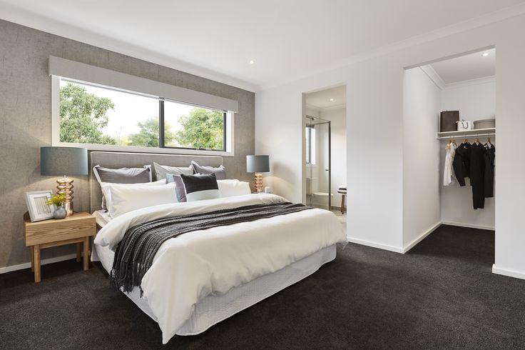 Granvue Homes Premium Series - Amethyst Master Bedroom