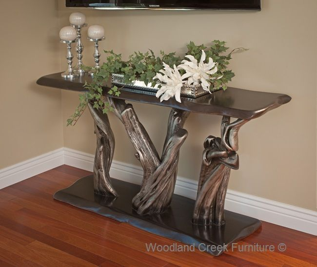 17 Best Images About Driftwood Furniture On Pinterest
