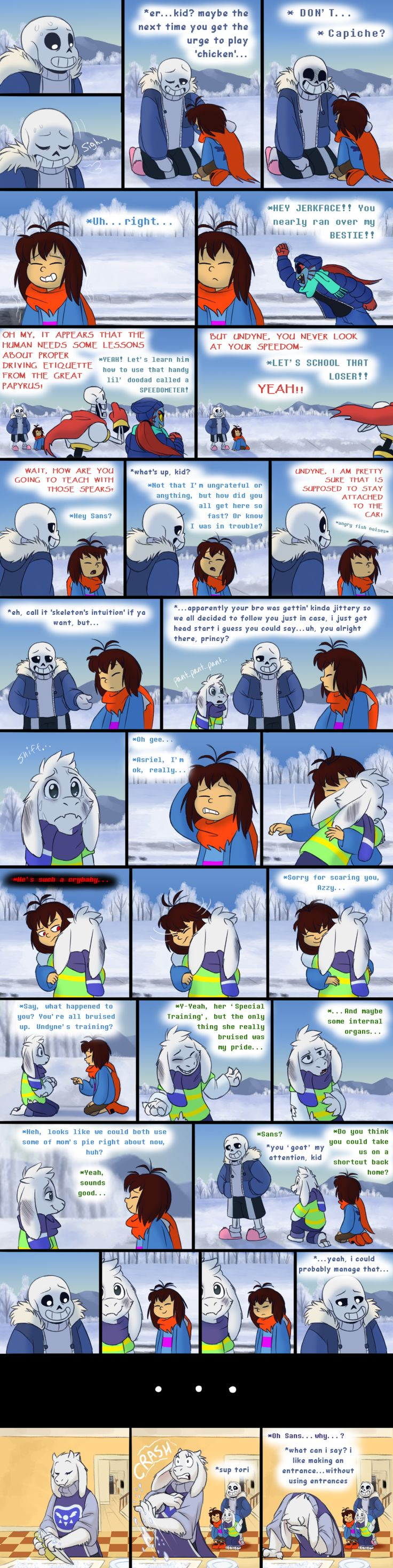 Endertale - Page 9 by TC-96 on DeviantArt