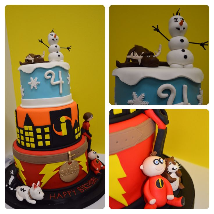 Pinterest Cakes For Th Birthday
