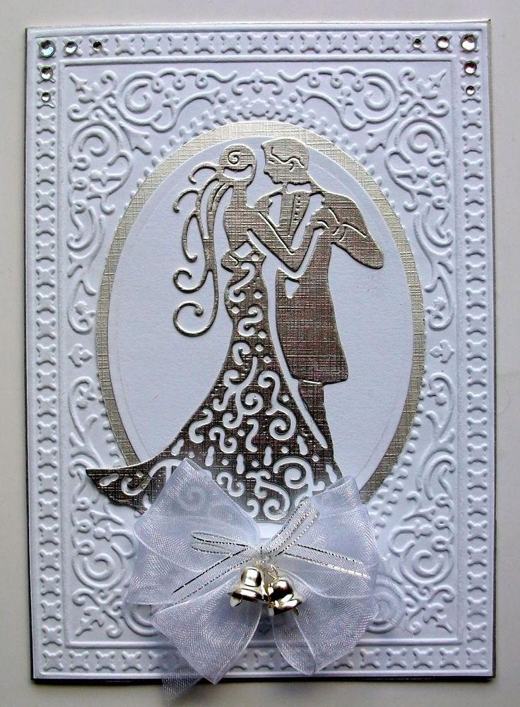 Debbie's Cards: Wedding Couple