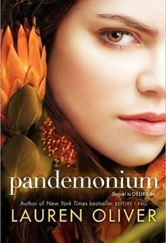 """Delirium, Lauren Oliver 